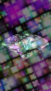 Color Diamond Live Wallpaper