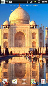 Taj Mahal India Mausoleum Live Wallpaper