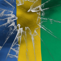 Gabon Flag Live Wallpaper Free