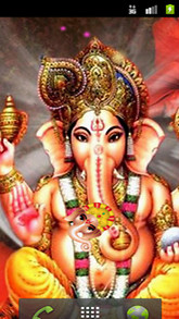 Ganesh Ganesha Live Wallpaper