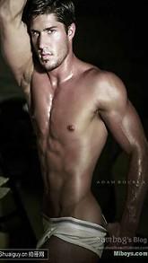 Hot guy Live Wallpaper