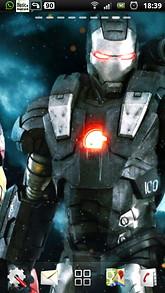 Iron Man 3 Lwp Premium На Андроид