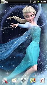 Frozen Live Wallpaper 4