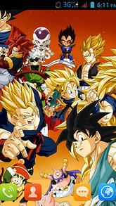Dragon Ball Live Wallpaper