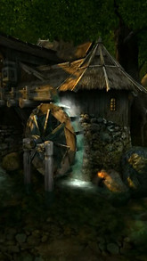 Watermill live wallpaper