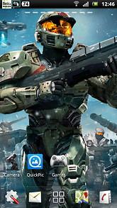 Halo Live Wallpaper 3