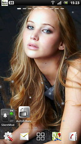 Jennifer Lawrence Live Wallpaper 4