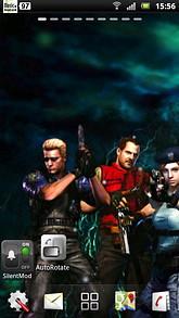 Resident Evil Live Wallpaper 1