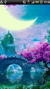 Moon Fantasy Live Wallpaper