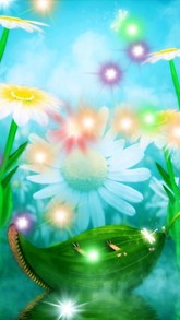 Daisy Fantasy Land Live Wallpaper