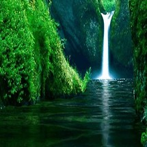 Amazing Waterfall LWP Free