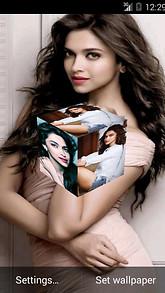 Deepika Padukone 3D live wallpaper
