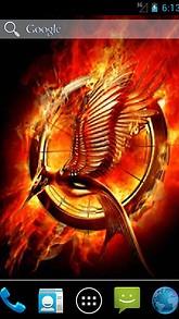 Phoenix in Fire Live Wallpaper