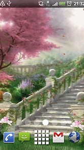 Stairs to Heaven Live Wallpaper