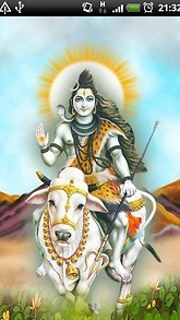 Indian Lord Shiva Live Wallpaper