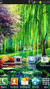Green Tree Live Wallpaper