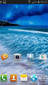 Seashore Live Wallpaper
