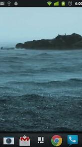 Ocean Rain Live Wallpaper