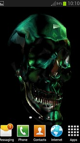 Color Changing Skull LWP