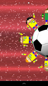Brazil Soccer Robots Wallpaper