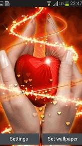 Red Heart Beauty LWP