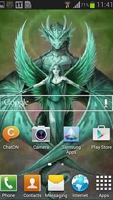 Dragon Magic Live Wallpaper