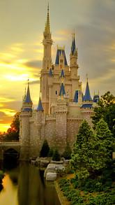 Cinderella Castle Live Wallpaper