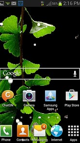 Green Browse Live Wallpaper