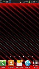 Rainbow Screen Live Wallpaper