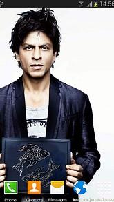 SRK Magic Live Wallpaper