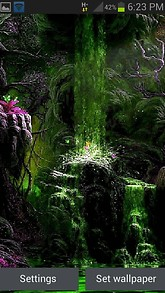 Green Magicfall LWP