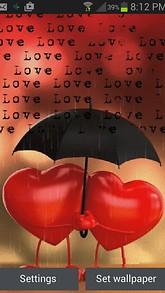 Heart In Rain LWP