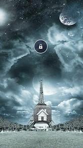 Eiffel Tower France Locker