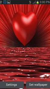 Red Heart Water LWP