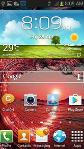 Red Waves Live Wallpaper