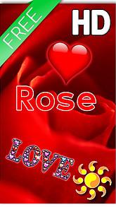 Rose Hearts Live Wallpaper