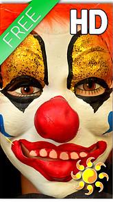 Clown Circus Live Wallpaper