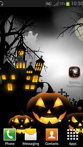 Spooky Halloween Free Live Wallpaper