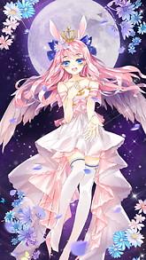 Anime Angel Girl Live Wallpaper