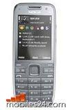 Nokia E52 Photo