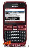 Nokia E63 Photo