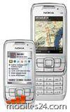 Nokia E66 Photo