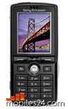 Sony Ericsson K750 Photo